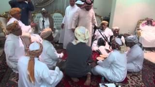 00002عميد الصهبة الشيخ صالح عسيري يكرم ابنه المهندس سمير  وكيل وزارة الاعلام