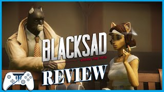 Blacksad: Under The Skin - Review (Video Game Video Review)