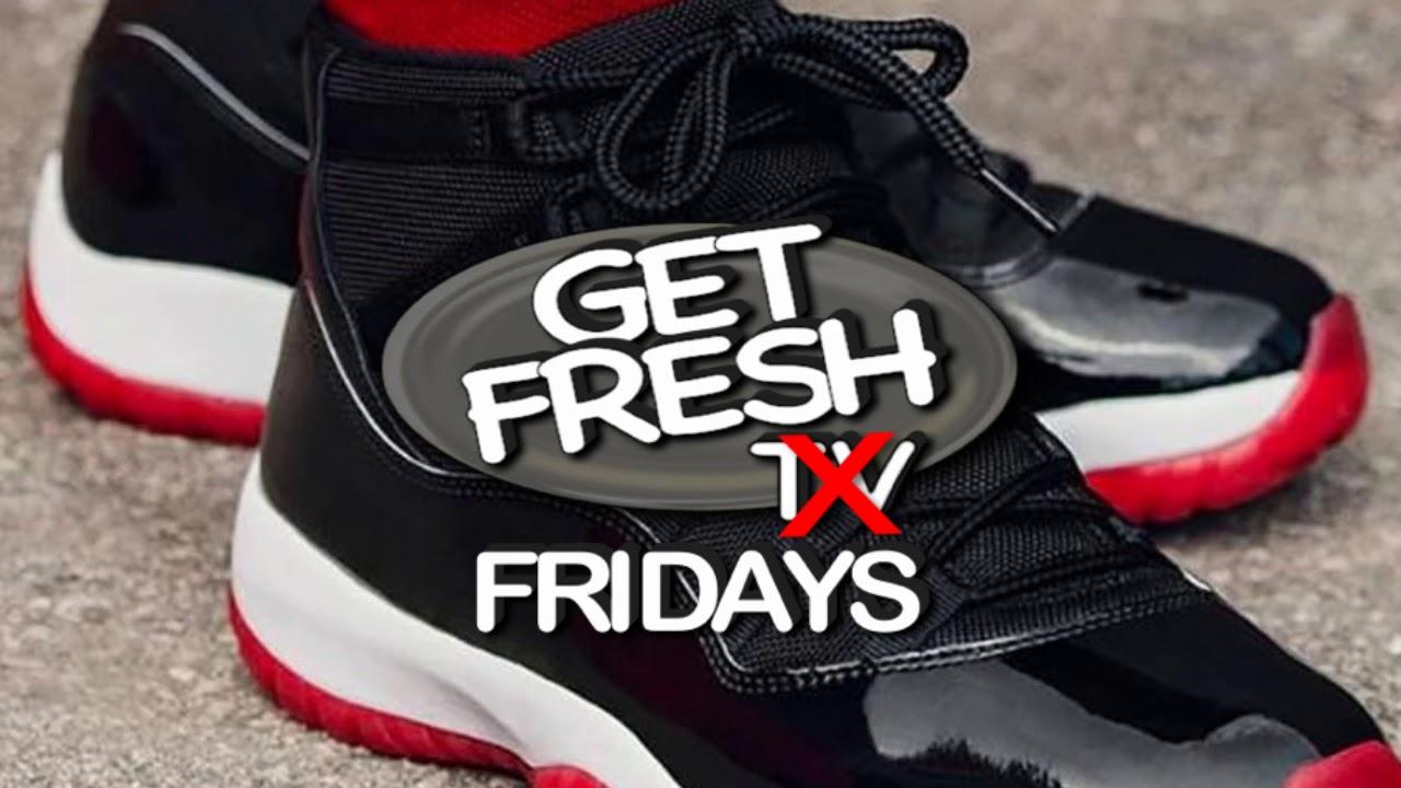 Sneaker Talk Episode 25 Uboxing Jordan Bred 11s with @chevellecruz