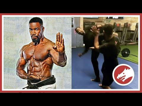 Michael Jai White in REAL fight?