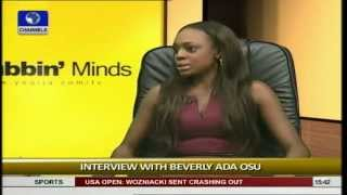 The Sex Scene Was Not Real- Beverly Osu Pt 1
