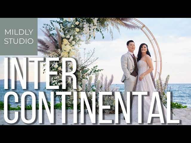 InterContinental Pattaya วีดีโองานแต่ง Wedding Cinematography โรงแรมฮิลตัน พัทยา โดย Mildly studio