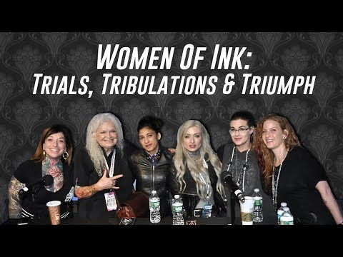 Women of Ink: Discussion panel- Long Island, NY 2017