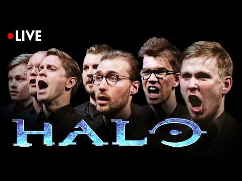 HALO Main Theme - EPIC ORCHESTRAL  Performance by Game  Collective feat Euga Male Ch