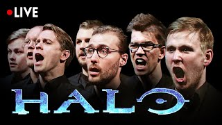 HALO - Theme Song LIVE | ORCHESTRA & CHOIR CONCERT [HQ] Music from OST Soundtrack