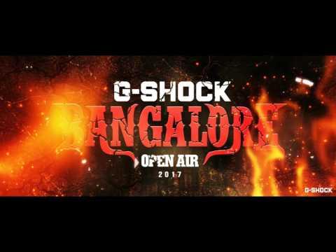G-Shock Bangalore Open Air 2017