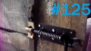 125# Życie zwyczajnego rolnika - Naprawa bramek do klatek w oborze z trzodą chlewną