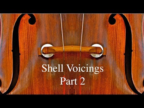 Shell Voicings Part 2: Voice Leading and Range