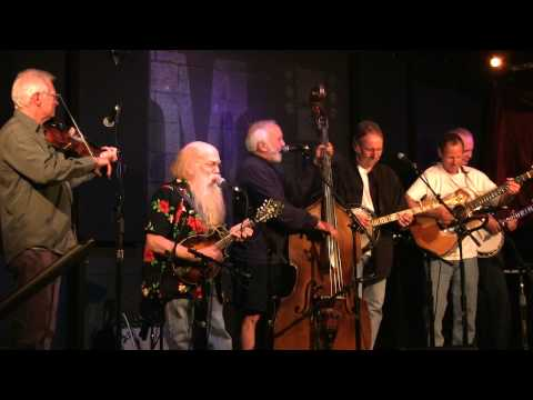 Bill & the Boys at the L.Brown / J.Schlocker Memorial Concert at McCabe's