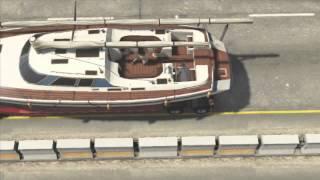GTA V | Father/Son Mission Walkthrough | Stolen Boat