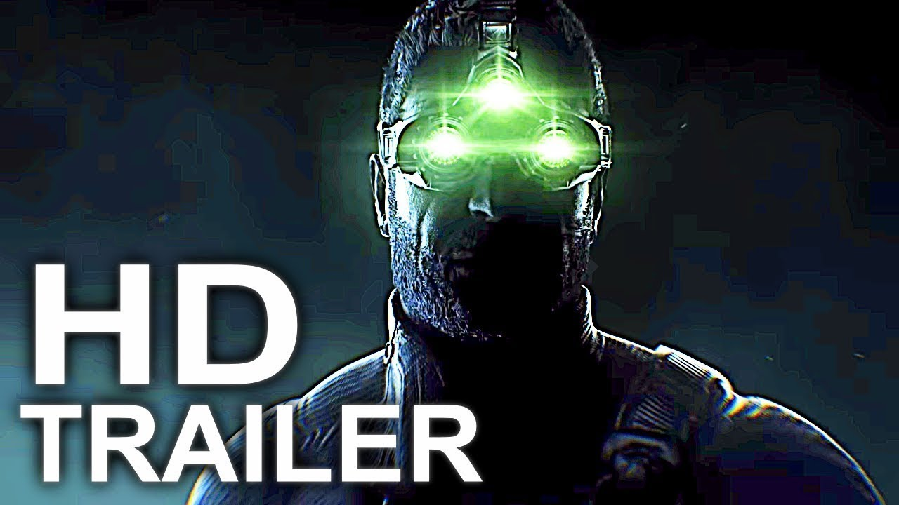 ghost recon splinter cell official trailer 2018 ps4. Black Bedroom Furniture Sets. Home Design Ideas