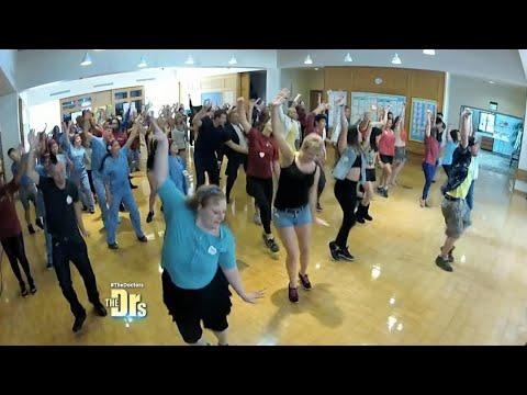 Flashback Friday: The Doctors' Flash Mob