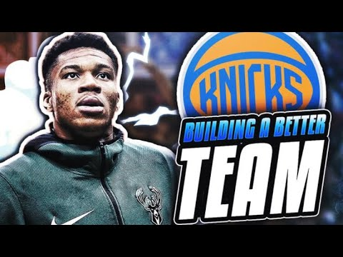 #1 OVERALL PICK FANTASY DRAFT! BUILDING A BETTER TEAM! NBA 2K18