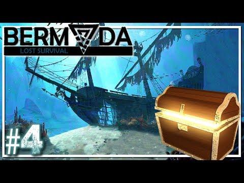 Sunken Treasure!   Bermuda Lost Survival Gameplay   S3 EP4