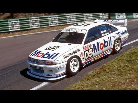Peter Brock's Mobil 1 Racing Commodore VP: Ep 8 - Series 3 - Shannons Legends of Motorsport