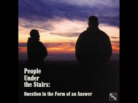 People Under the Stairs - Stay Home