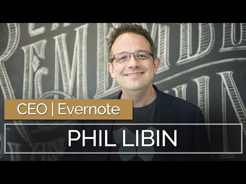 Nordic Business Report: Interview with Phil Libin | CEO of Evernote
