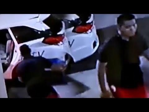 Pengendara Mobil Tertangkap Kamera CCTV Curi Kotak Amal Masjid, Polisi Sebut Isinya Rp20.000 Mp3