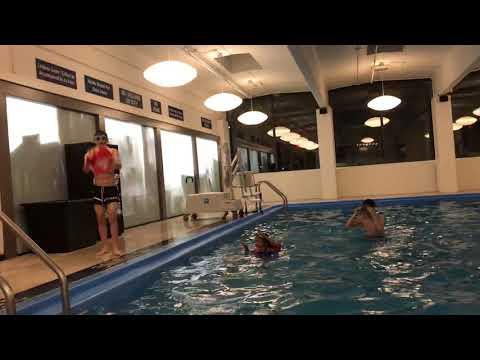 Revere Hotel Pool