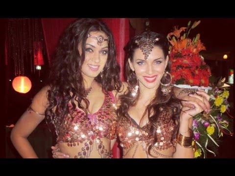 Making of Nagin (Video Song) | Maryam Zakaria & Scarlett Wilson