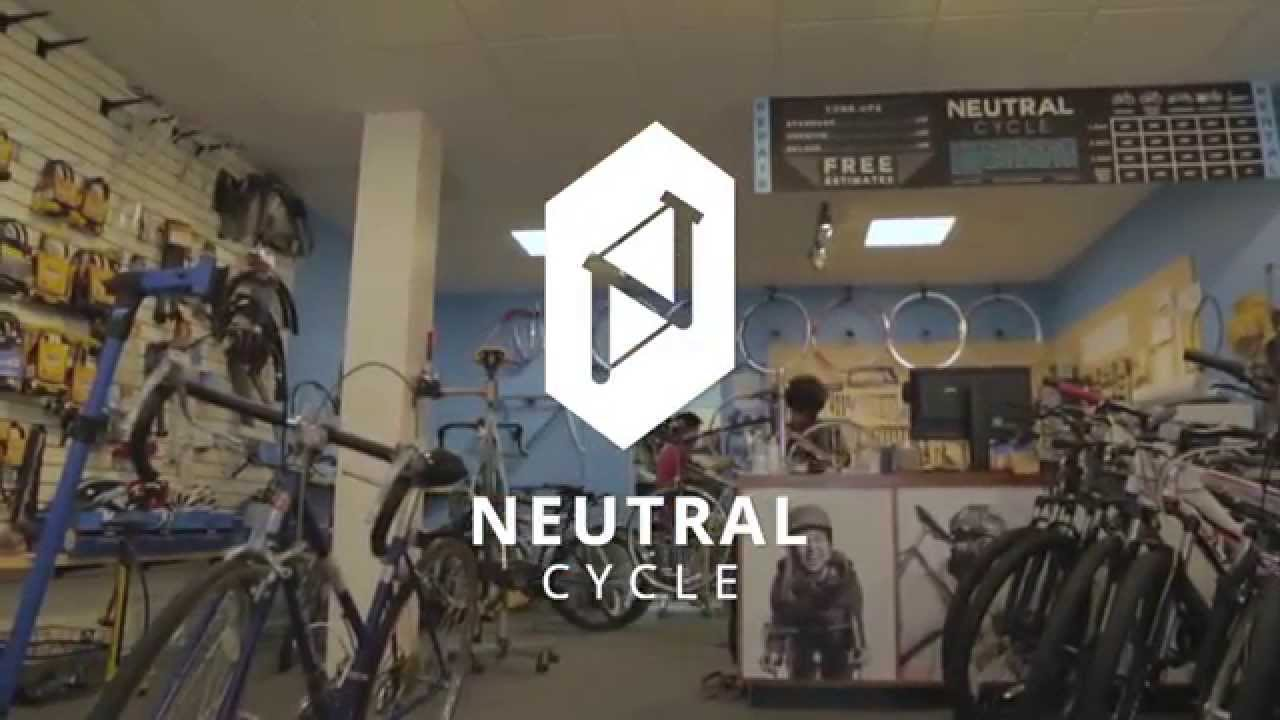 Neutral Cycle Campus Shop Spot