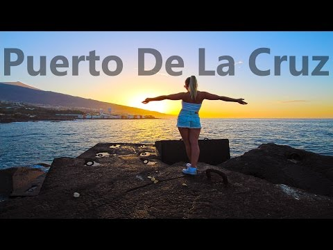 Puerto De La Cruz 2016 - Tenerife Travel video
