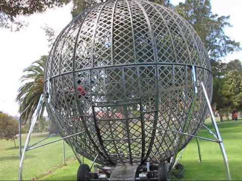 Globe of Death!