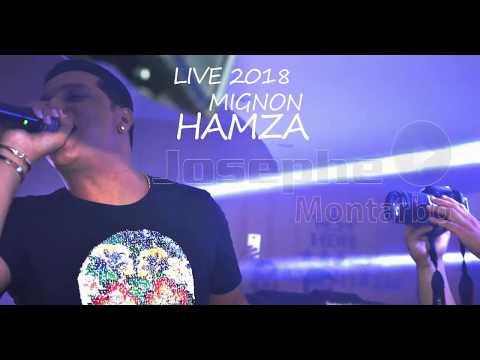 cheb hamza Mignon Nabghik nabghik Live 2018