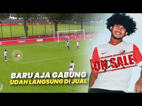 LAGI VIRAL🔥BARU GABUNG LANGSUNG DI JUAL BAGUS KAHFI DI FC UTRECHT...