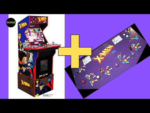 Is Arcade1up hiding the 6-player X-men cab in plain site?? from 19kfox