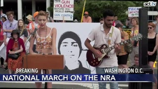 Parkland Students Rallied in DC to March Against the NRA #MarchOnNRA