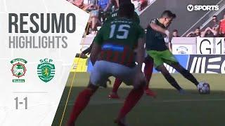 Highlights   Resumo: Marítimo 1-1 Sporting (Liga 19/20 #1)