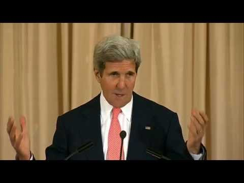 Secretary Kerry Delivers Remarks at the Launch of the QDDR