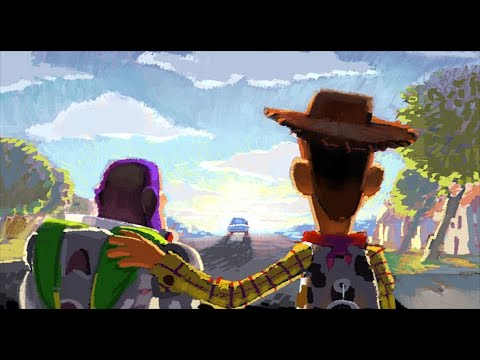 You've Got A Friend In Me - Randy Newman (Toy Story Edition)