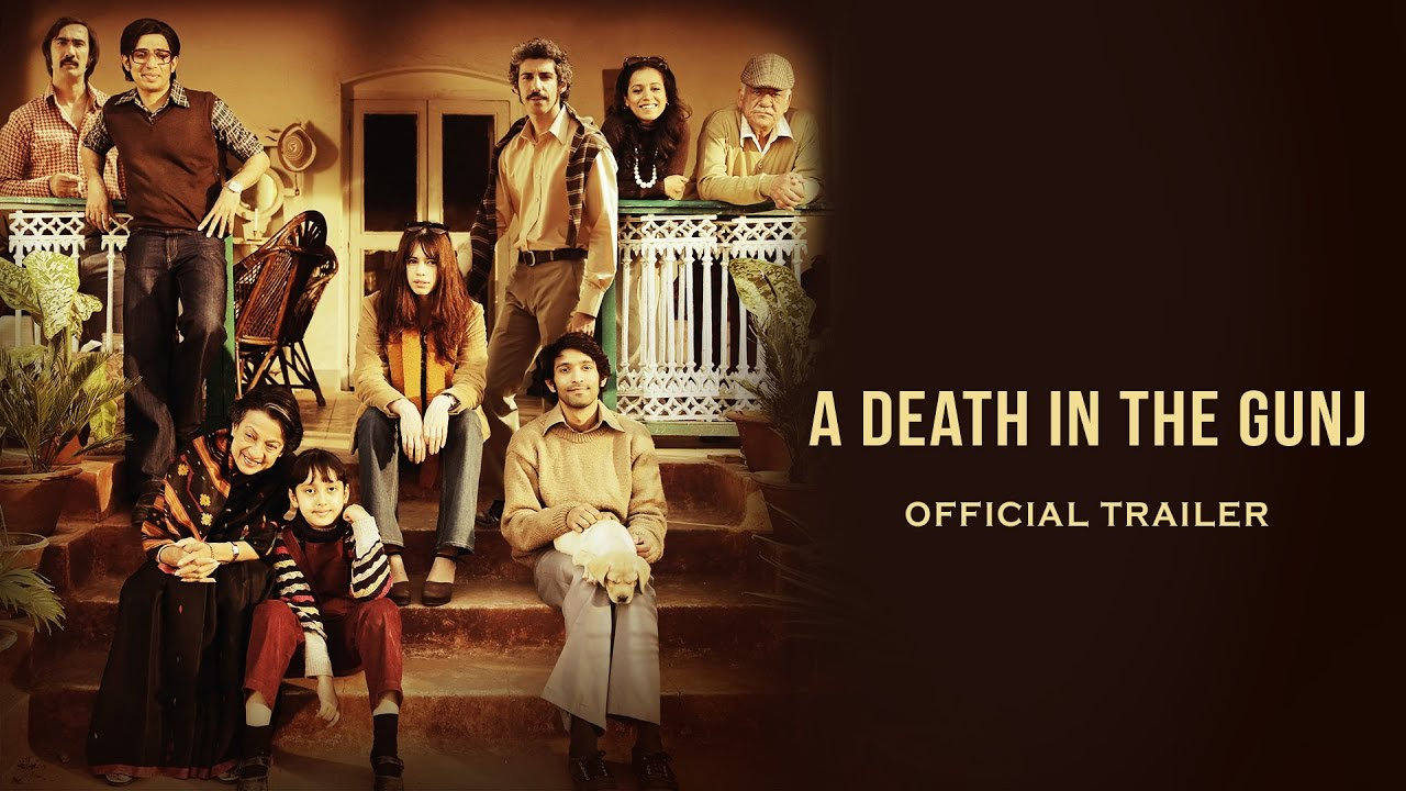 Image result for A Death in the Gunj official trailer images
