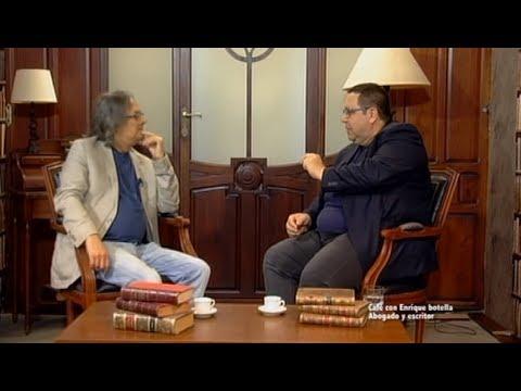 Cafe con Enrique Botella  Abogado y escritor