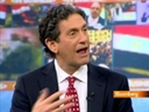 James Rubin Says ElBaradei Should Have a Role in Egypt