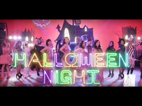 JKT48 Hallowen Night Dangdut Version Video MP3