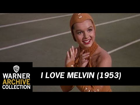 I Love Melvin (1953) – Before The Game - Debbie Reynolds