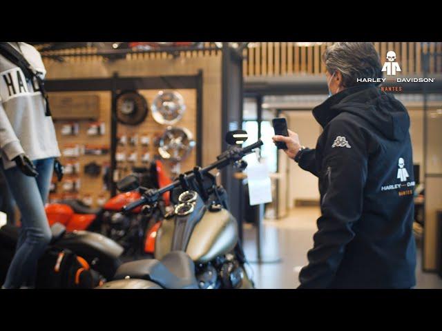 Harley-Davidson Nantes // EXCUSIVITÉ