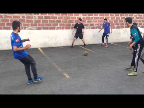 Ottawa street soccer World Cup tournament. June 28th 2014 (Final game) - part 1