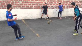 Ottawa street soccer World Cup tournament. June 28th 2014 (Final game) - part 1