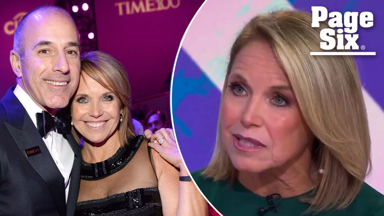 Katie Couric Calls Matt Lauer Disgusting and Abusive During ...