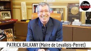 PATRICK BALKANY (Maire de Levallois-Perret) dans CASTING POLITIQUE