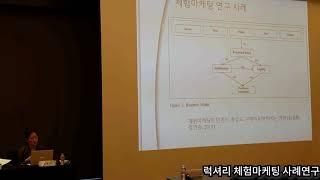 2020봄철정기학술대회_럭셔리 체험마케팅 사례연구