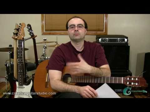 GUITAR STYLES: High School Jazz Band Chords