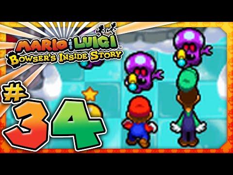 Mario and Luigi: Bowser's Inside Story - Part 34: THE SECRET OF BOWSER'S CASTLE!