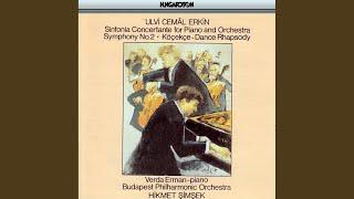 Sinfonia concertrante for piano and orchestra I. ante con moto