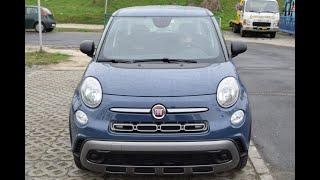 """Fiat 500L City Cross A városi """"padka mászó"""""""
