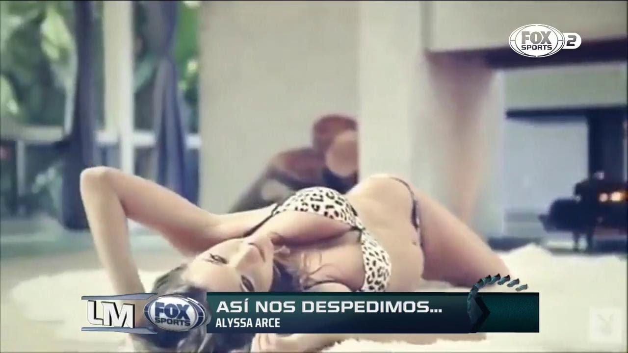 ¡Hermosísima Alyssa Arce! #1